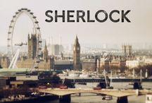 I am Sherlocked / by Amy Pnd