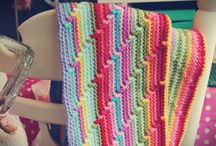 crochet afghan