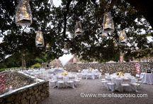 CANDLES / wedding flower design