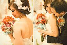 Ferdiana-Stefan-Wedding / Wedding Day by Carol