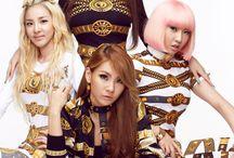 2NE1  / My queens