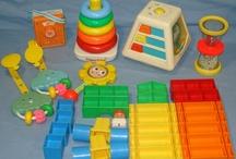 toys i want / by Betsy Gates