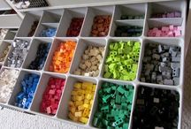 Rangement legos