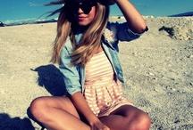VS Pink Inspired Summer / by Brigid Anderson