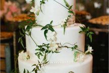 Wedding Cakes& Cake Toppers / Свадебные торты, кейк-топперы, сладкие столы