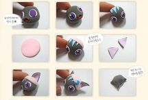 Polymer Clay Tutorials and Inspiration / Polymer clay tutorials and projects.