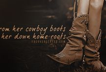 Blame it all on my roots♥ / by Riley Day