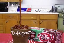 Dr pepper/DP / by K Johnson