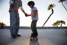 skateboarding?