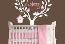 kyrie s nursery ideas / by cleane ribeiro