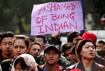 Racism besets Delhi:Two North-Eastern youths called 'chinki', attacked