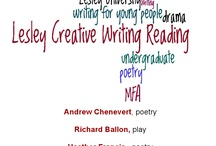 Lesley University Creative Writing