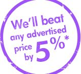 Our Promise! / Lowest price guaranteed at www.hbtonline.com.au