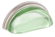 Glass handles