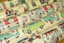 Lush fabrics!