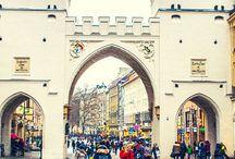Germany Travel / Tips, advice, and attraction guides for travel to Germany. Berlin | Munich | Frankfurt | Hamburg | Romantic Road | Neuschwanstein | Bavaria | Black Forest | Alps | Dusseldorf | Nuremburg