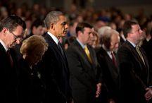 President Obama: In office Jan. 20, 2009 - Jan. 20, 2017