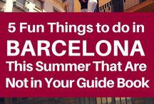 Travel Blogger Inspiration