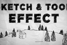 sketch and toon / sketch and toon cinema 4d
