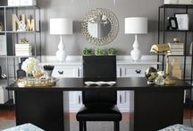 Home Office Ideas / From Real Estate Professional, Dede Puryear Markle with RE/MAX MarketPlace in Trussville, Alabama. #remax / by Dede Markle, Re/Max Associate Broker