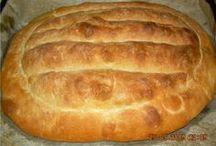 Хлеб, батоны, багеты, чиабатта
