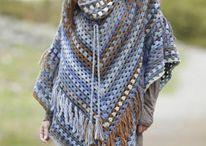 Ubrania szydełko i druty / Clothes crochet & knitting