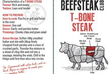 Beefsteak Club Recipes / A collection of our favourite Beefsteak recipes!