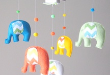 African/Elephant room for Paris