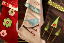 Holiday - Christmas stockings