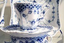 Ich liebe blau ........