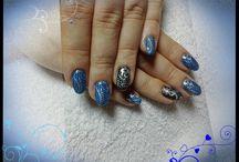Szilvi Nails - fb: @szilvinailsbp - Toldiné Szilvia / műköröm köröm nailart nails gel