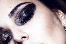 BEAUTY ✖ editorial glitter
