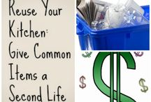 Recycling Ideas and Resources / Recycling information and ways to reduce your waste and reuse what you can.