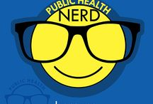 Public Health Nerd / CDC encourages you to embrace your inner #PHNerd and pin your passion for public health to share with others. The Public Health Nerd campaign helps increase awareness about the role of public health in strengthening families and communities and in maintaining a stable, healthy nation. Suspect you are a #PHNerd? / by Centers for Disease Control and Prevention