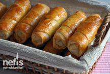Turkish börek(patty)
