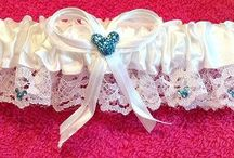Mickey Mouse Garters