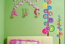 Girl Bedroom / by Melissa Couture