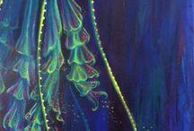 Медузы Подводный мир