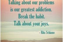 Words of encouragment