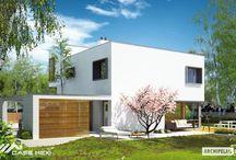 Case cu etaj / Casele cu etaj prezinta unele avantaje in comparatie cu casele pe un singur nivel adica nu necesita un teren foarte mare, prin ferestele de la etaj puteti avea o priveliste deosebita si tot aici se poate amenaja un loc de relaxare. http://www.casemexi.ro/case-etaj