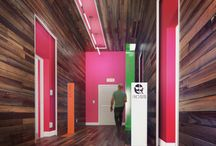 Creative Spaces / We are privileged to work in a pretty cool space. We love checking out others creative spaces around the world.  / by Weitzman Agency