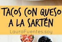 Recetas de Tacos / Una variedad de tacos para poder disfrutarlos todos los días