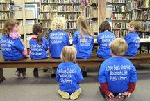 1000 Books Before Kindergarten / by Michelle Zimmermann