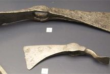 Ancient Roman axes, spears and arrows (753 BCE – 476 CE) Only historically accurate
