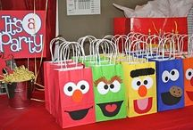 Sesame Street Party Ideas / by Birthday in a Box