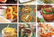 Muffin tin makes