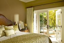 Bedroom spaces / by Cynthia Smith