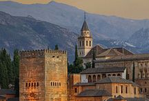 The Best of Andalucía / Hoteles viajes ciudades pueblos Hotels, trips, cities, towns, food and more