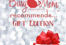 The Busy Mom Recommends