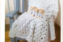Bebè copertine- Mantilas-